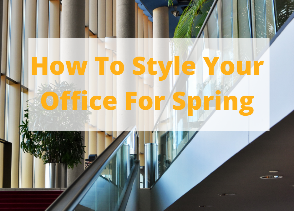 How to Spring Clean Your Office