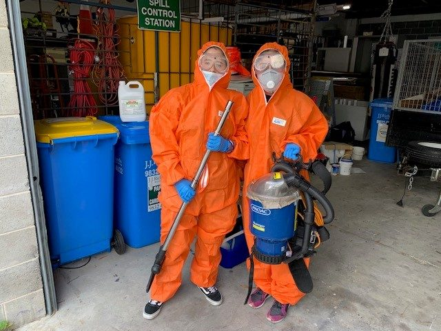 Covid-19 Cleaning service Sydney