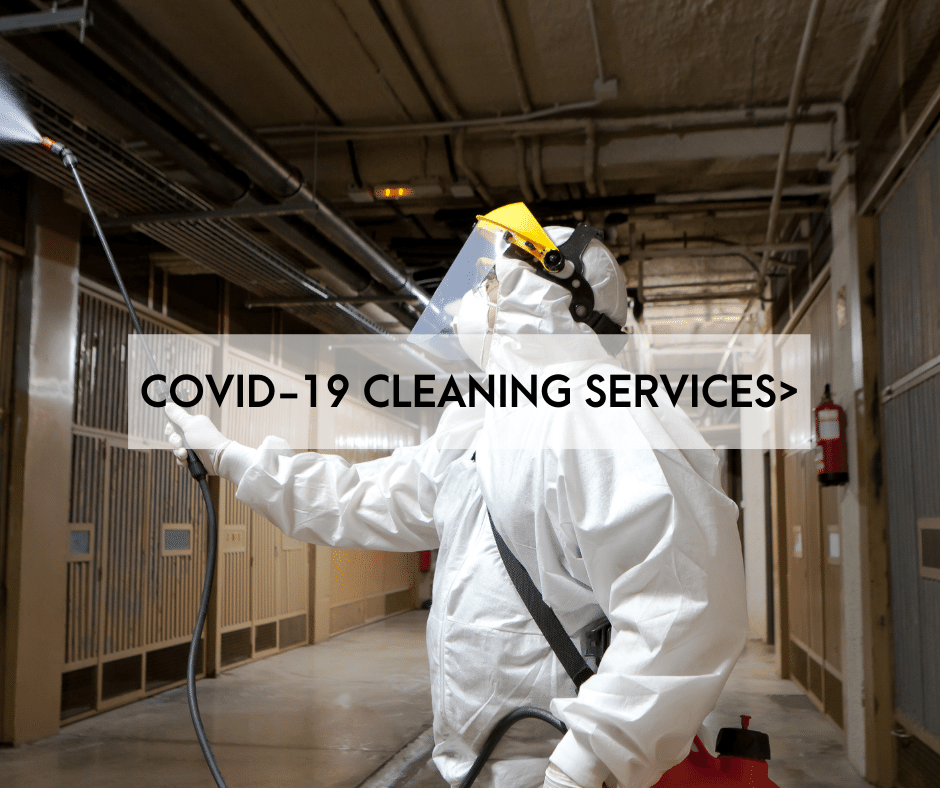 COVID-19 Cleaning Services for Sydney Businesses