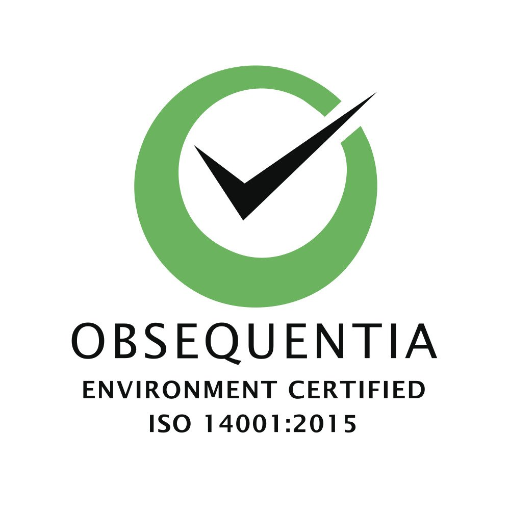 Douglas Wright are Environment Certified